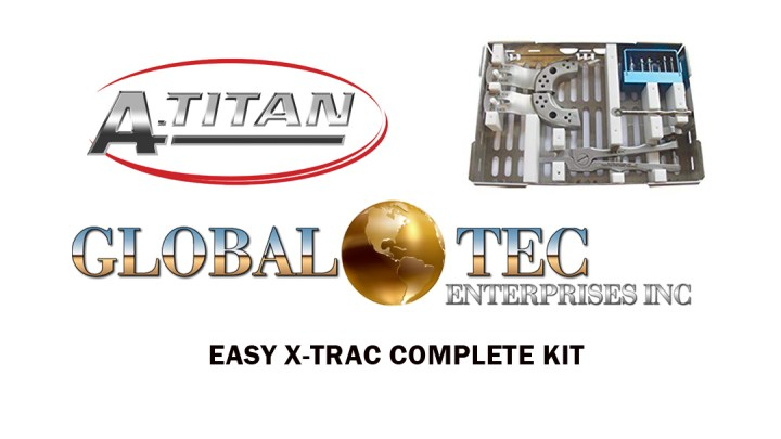 A.Titan EASY X-TRAC COMPLETE KIT