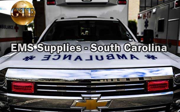 EMS Supplies - South Carolina