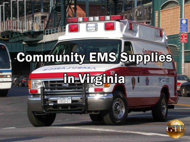 EMS Supplies - Virginia