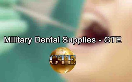 Military Dental Supplies