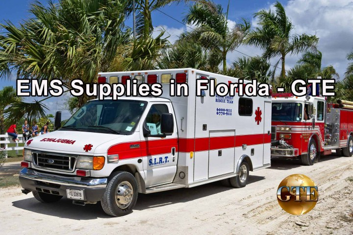 Florida EMS Supplies