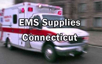 EMS Supplies - Connecticut