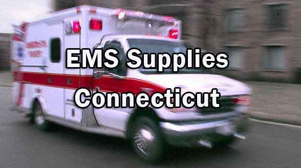 EMS Supplies - Connecticut
