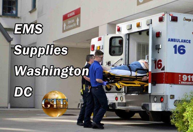 EMS Supplies - Washington DC