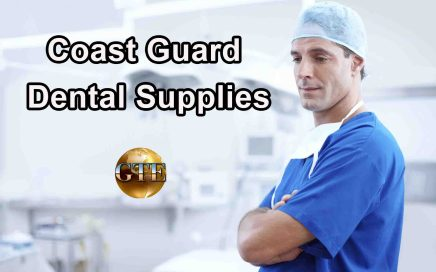 Coast Guard Dental Supplies