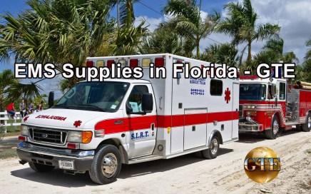 EMS Supplies - Florida - GTE