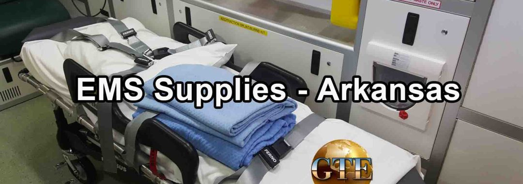 EMS Supplies - Arkansas