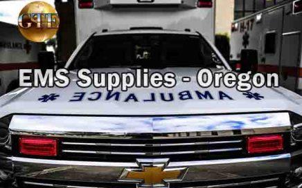 EMS Supplies - Oregon