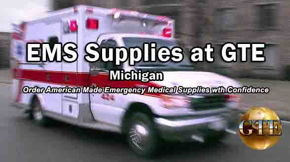 EMS Supplies - Michigan