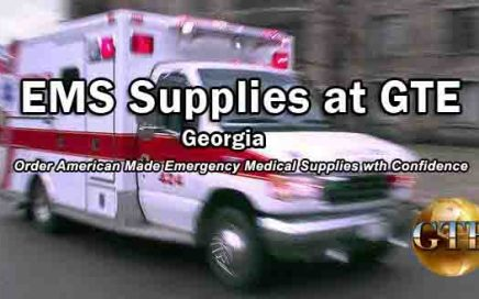 Municipal EMS Supplies - Georgia
