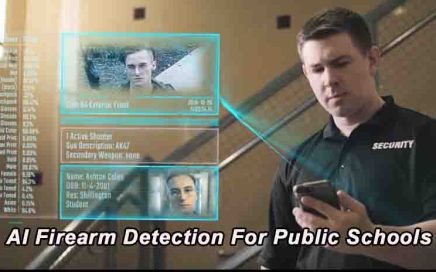 AI Firearm Detection For Public Schools