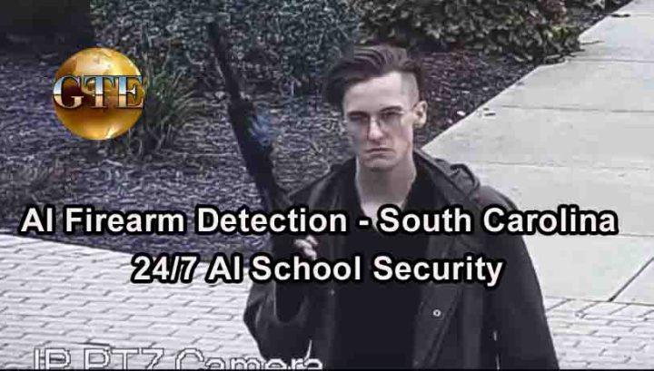 AI School Security - South Carolina Firearm Detection