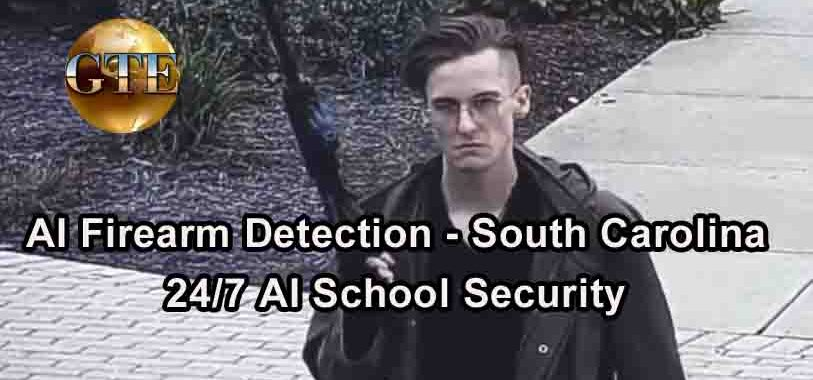 AI School Security - South Carolina Firearm Detection