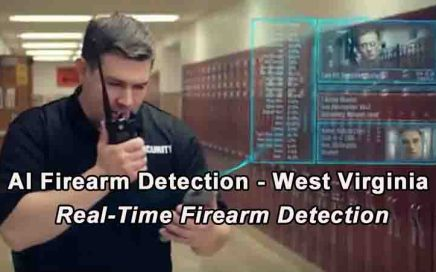 AI Firearm Detection - West Virginia School Security