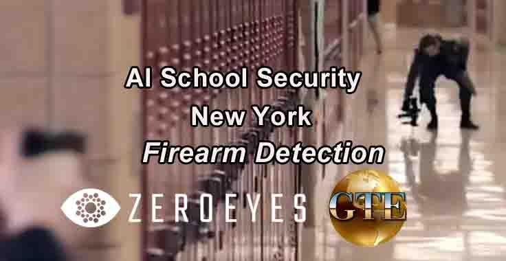 AI Firearm Detection - New York School Security