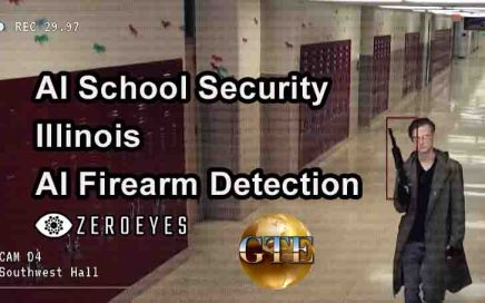 AI School Security - Illinois Firearm Detection