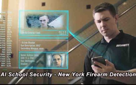 AI School Security - New York Firearm Detection