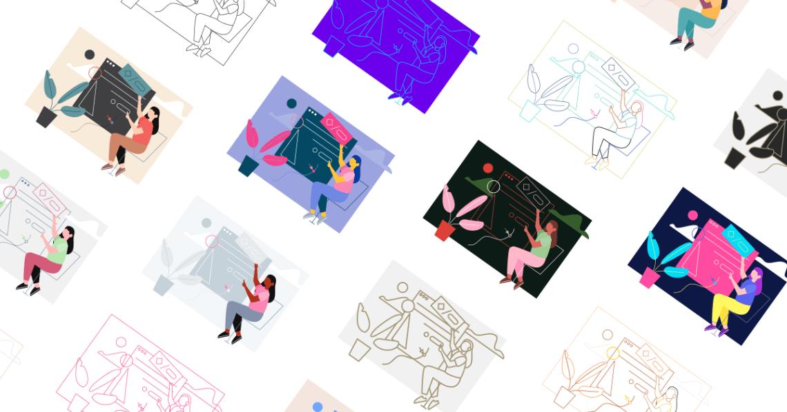 Download DrawKit - Beautiful free vector illustrations