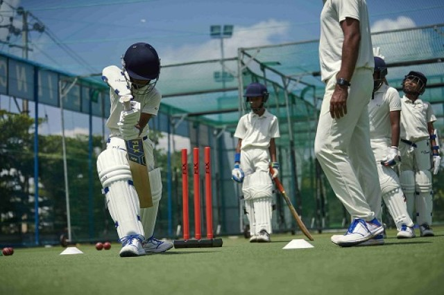 rx cricket academy