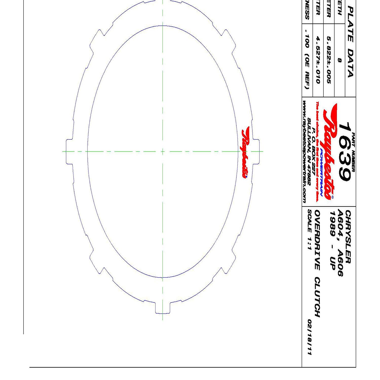 34 A604 Transmission Diagram
