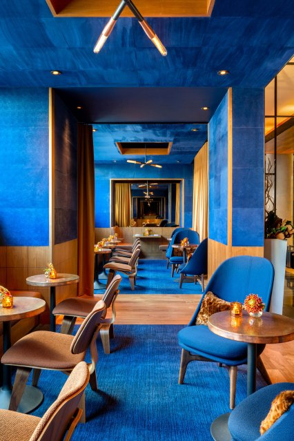 Print Lounge restaurant home descor