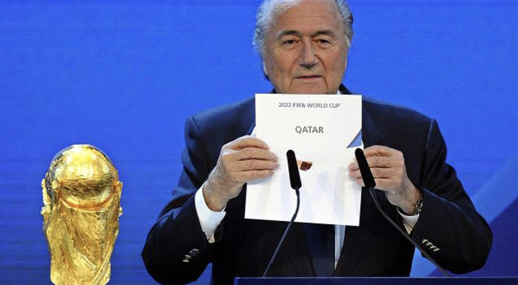 How Qatar bought FIFA's votes to obtain the organization of 2022 World Cup