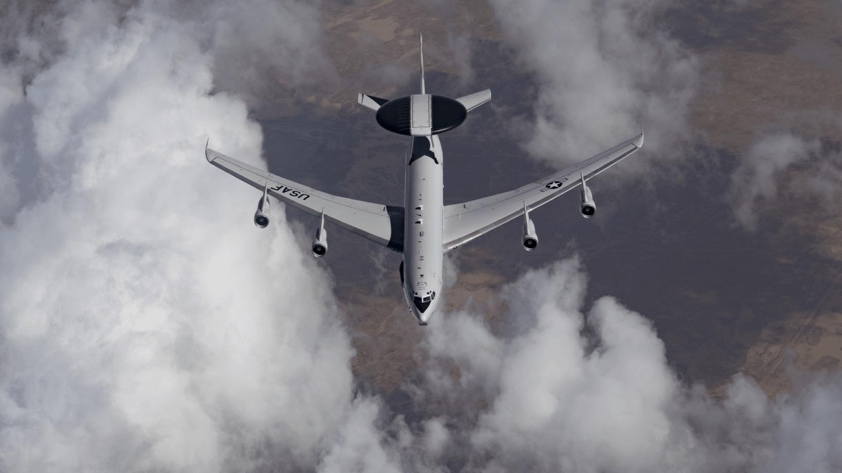 Pentagon offers AWACS reconnaissance planes to Algiers