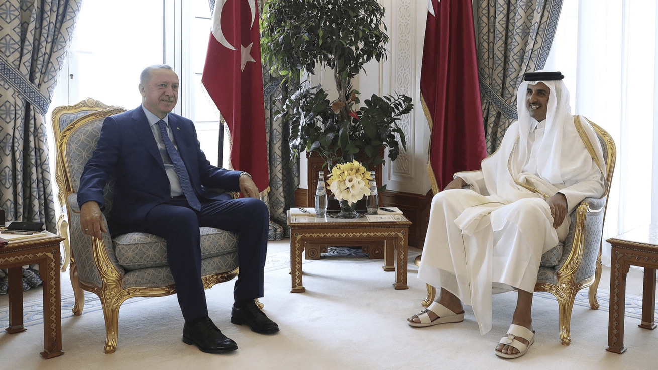 New Qatari-Turkish alliance in Africa