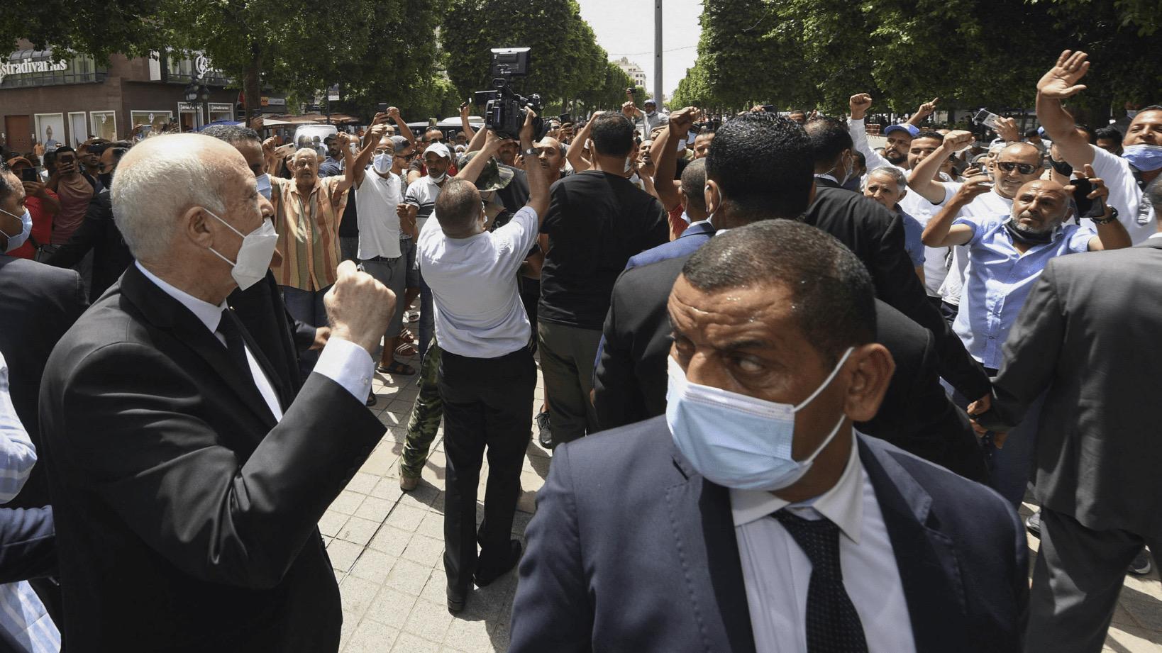 Tunisie : Coup d'état ou coup de «karcher» ?