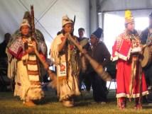 Makah Day dance