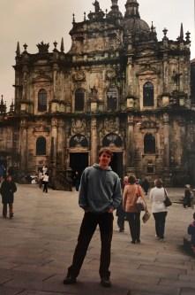 Northern Spain Galicia Santiago, 2003