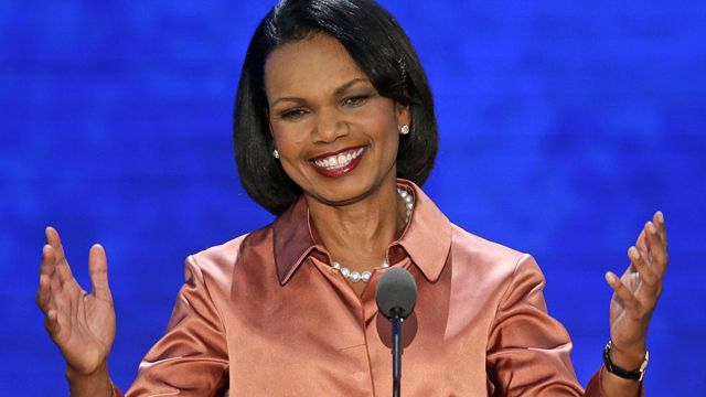 Rice warns Republicans that US standing in world 'endangered' | Fox News