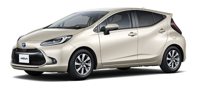 Toyota to Launch All-New Aqua | Toyota | Global Newsroom | Toyota Motor  Corporation Official Global Website