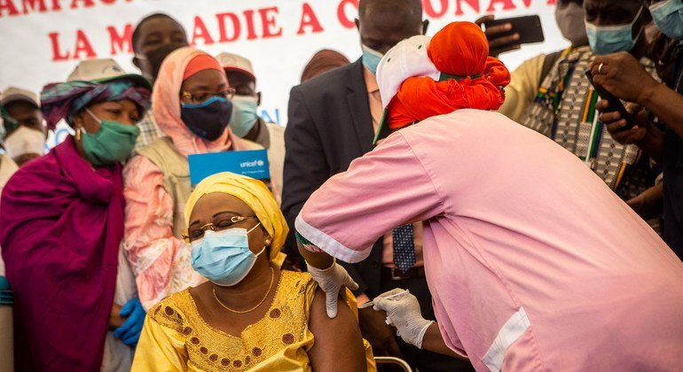 COVID-19 lays bare social inequality says UN chief, as COVAX doses top 36 million