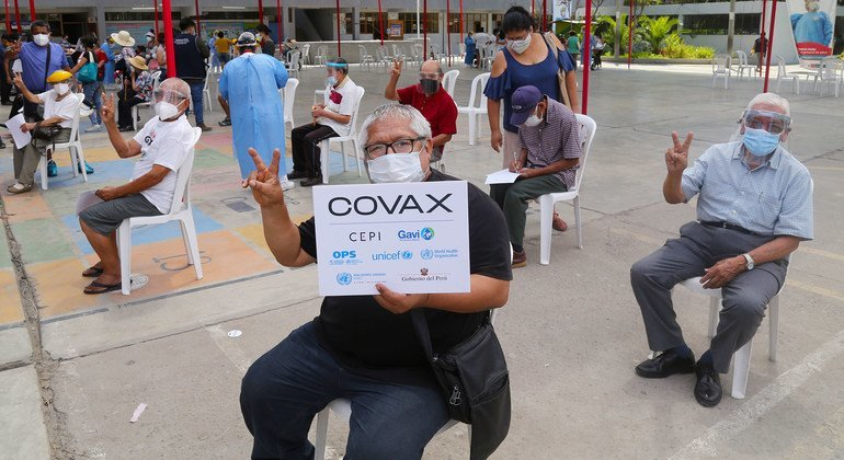 How can we vaccinate the world? Five challenges facing the UN-backed COVAX programme