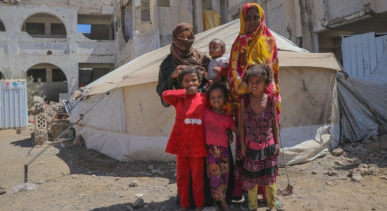 Motherhood on the brink in Yemen