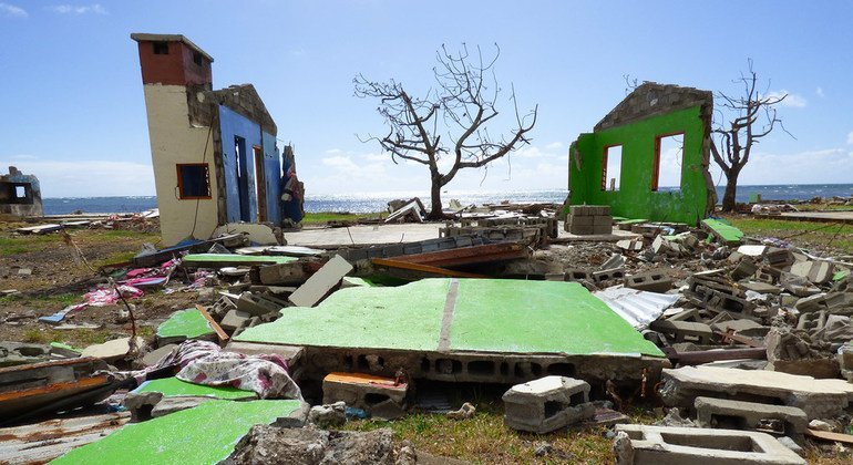 'Staggering' rise in climate emergencies in last 20 years, new disaster research shows