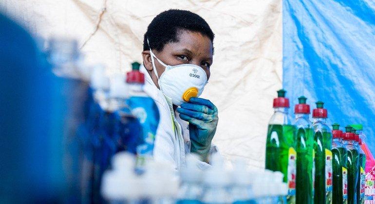 Impacton workersof COVID-19is 'catastrophic': ILO