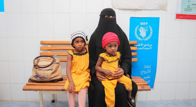 Yemeni children suffer record rates of acute malnutrition, putting 'entire generation' at risk