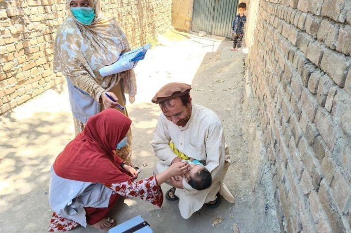 image1024x768 - استئناف حملات التطعيم ضد شلل الأطفال في أفغانستان وباكستان بعد توقف بسبب كوفيد-19
