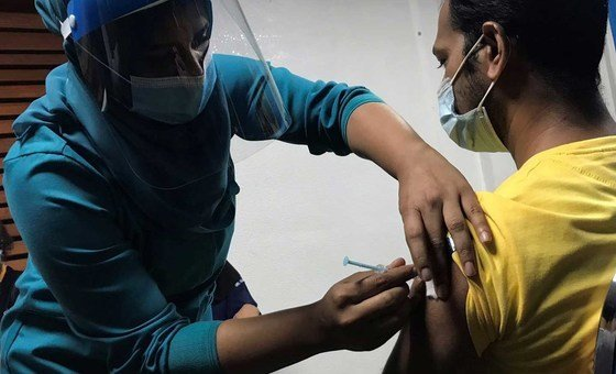 90 percent of countries' health services continue to be disrupted by the COVID-19 pandemic: WHO