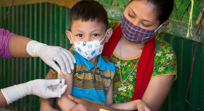 New UN-led global immunization push aims to save more than 50 million lives | Latest News Live | Find the all top headlines, breaking news for free online April 28, 2021