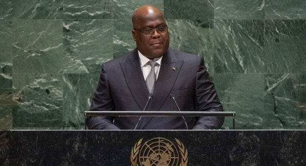 DR Congo President outlines vision for a