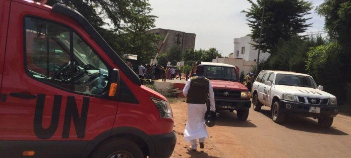 UN chief appeals for restraint following protests in Mali