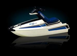 History  WaveRunner 30th Anniversary | YAMAHA MOTOR CO, LTD