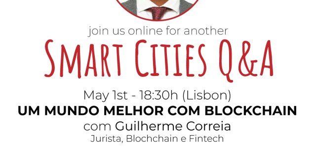 Smart Cities Q&A – BLOCKCHAIN & FINTECH