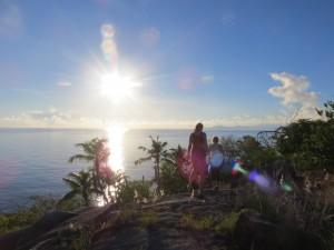 N.Island hike