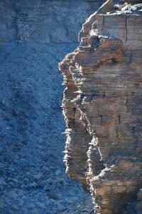 hiking Fish River Canyon namibia