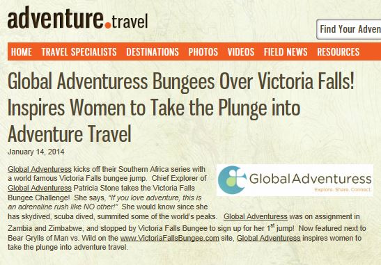 Adventure Travel - GA