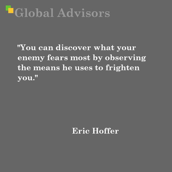 Quote: Eric Hoffer